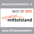 Best of Qualitätsmanagement 2015